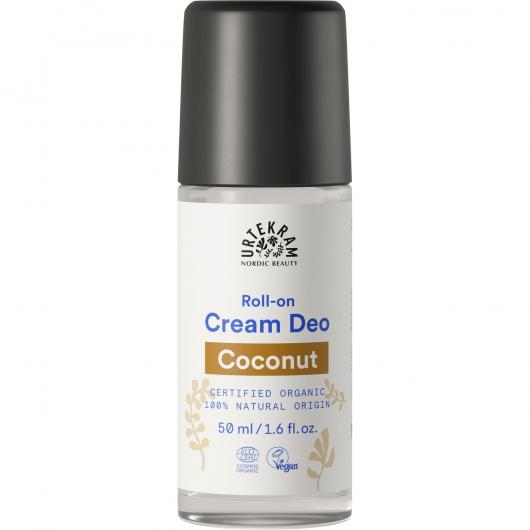 Deodorante Roll-On Urtekram, 50 ml