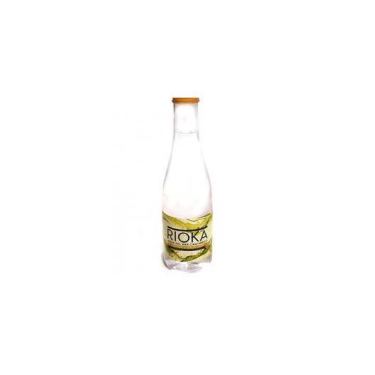 Agua de mar isotónica sabor limón Rioka, 500 ml