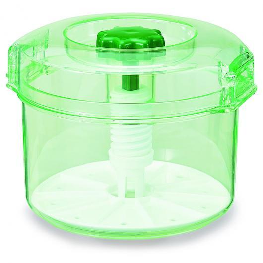 Pressa per sottaceti grande 3 litri - verde
