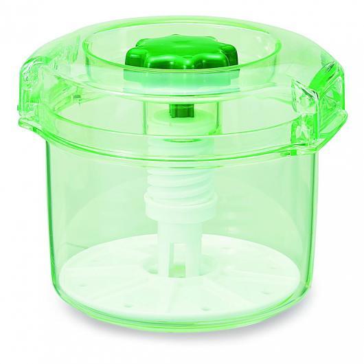 Prensa para pickles mediana 1,6 litros - verde