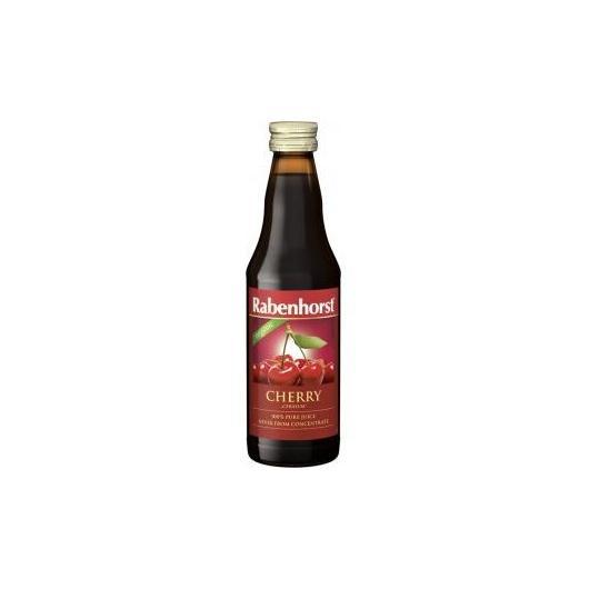 Zumo de cereza BIO Rabenhorst, 330 ml