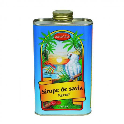 Depurativo Sirope de Savia Madal Bal