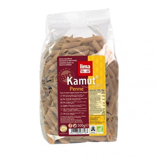 Macaronis de Kamut Lima, 500 g