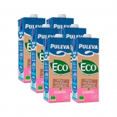 Pack 5 + 1 brick GRATIS Latte scremato bio Puleva, 1 L