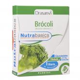 Broccoli Nutrabasics Drasanvi, 24 capsule