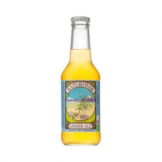 Ginger Ale Natufrisk, 25cl