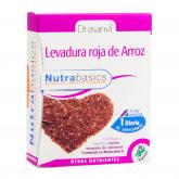 Levure de Riz Rouge Nutrabasics Drasanvi, 30 capsules