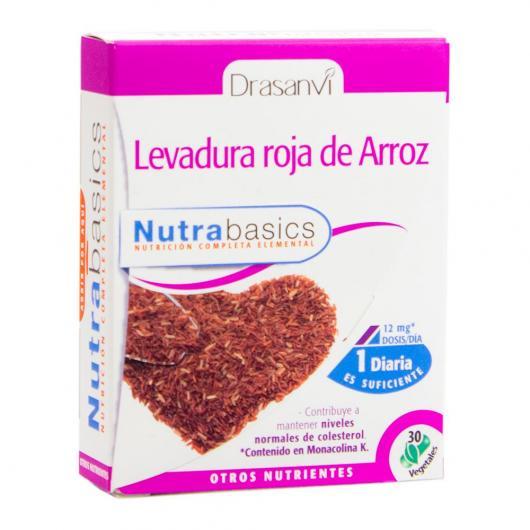 Lievito Rosso di Riso Nutrabasics Drasanvi 30 capsule