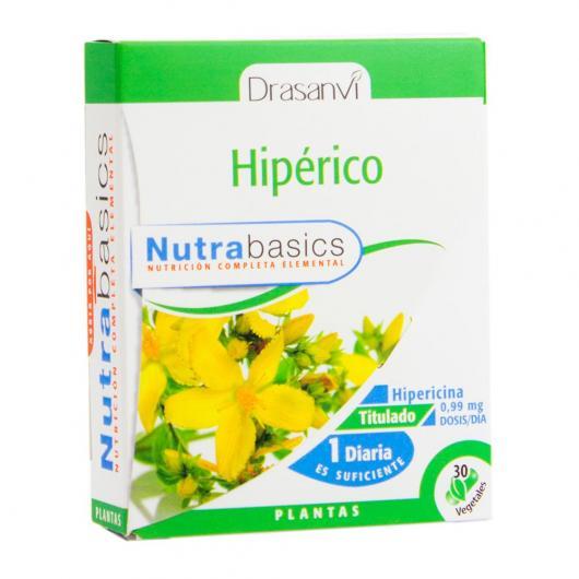 Millepertuis Nutrabasics Drasanvi. 30 capsules