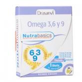Omega 3-6-9 Nutrabasics Drasanvi 24 perle