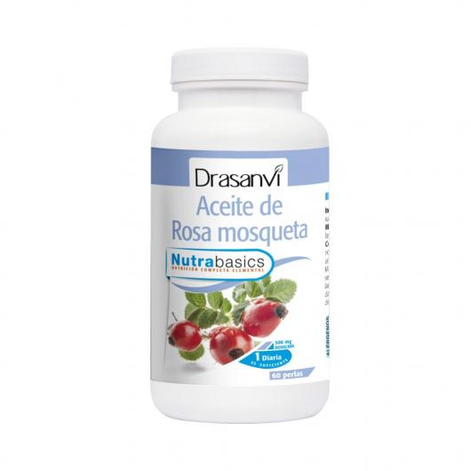 Rose musquée 500 mg Nutrabasics Drasanvi, 30 gélules