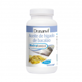 Hígado Bacalao Nutrabasicos Drasanvi 60 perlas