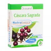 Cascara Sagrada Nutrabasics Drasanvi 30 capsule