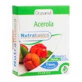 Acérola (vit. C) Nutrabasics Drasanvi, 30 capsules