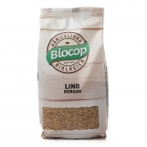 Sementes de linho dorado Biocop. 250 gr