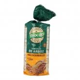 Tortilhas de arroz multicereal Biocop, 200 gr