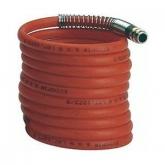 Tuyau pneumatique en spirale pour compresseurs 8 mètres Einhell
