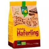 Haferling galletas crujientes de avena con chocolate Bohlsener Muehle, 125 g