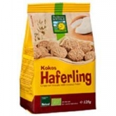 Haferling galletas crujientes de avena con coco Bohlsener Muehle, 125 g