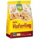 Haferling galletas crujientes de avena con manzana Bohlsener Muehle, 125 g