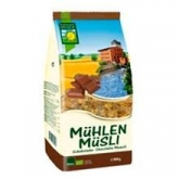 Muesli chocolate Bohlsener Muehle, 500 g