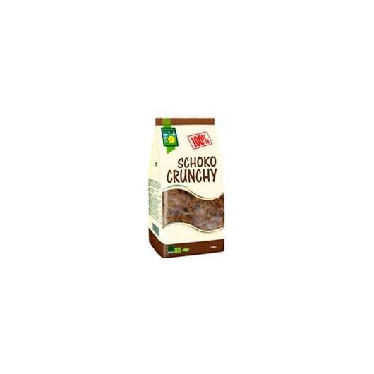 Crunchy muesli au chocolat noir Bohlsener Muehle, 400 g