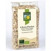 Copos 4 cereales Bohlsener Muehle, 500 g
