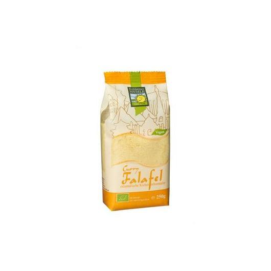 Mélange pour falafel au curry Bio Bohlsener Muehle, 250 g