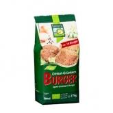 Misto per Burger di malto Bio Bohlsener Muehle, 275 g