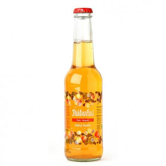 Búbulus zumo de manzana con gas ECO Cal Valls, 275 ml