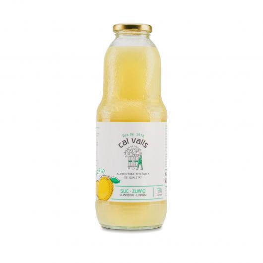 Succo di limone 100% ECO Cal Valls, 1 L