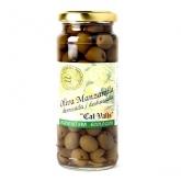 Olives Manzanilla sans noyau BIO Cal Valls, 170 g