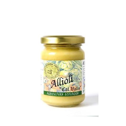 Aïoli BIO Cal Valls, 130 g