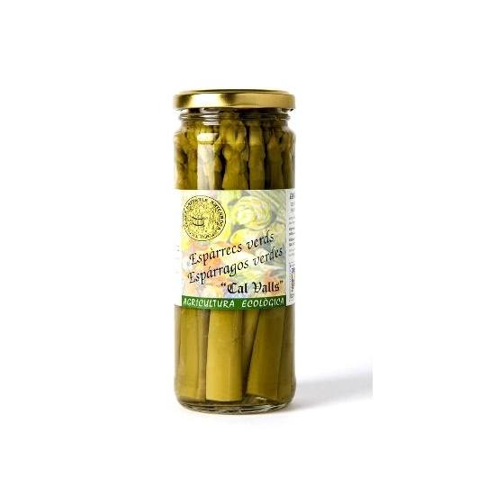 Asparagi verdi ECO Cal Valls, 250 g