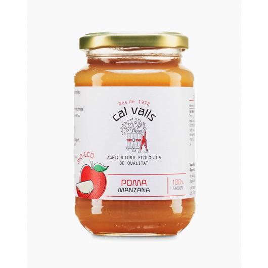 Marmellata di mele ECO Cal Valls, 375 g