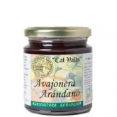 Marmellata di mirtillo ECO Cal Valls, 240 g