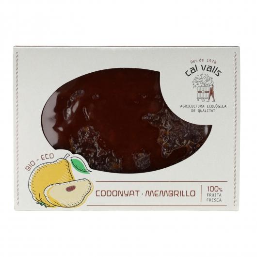 Membrillo ECO azúcar de caña Cal Valls, 300 g