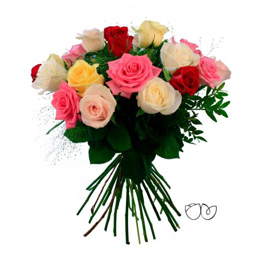 Ramo de flores Amor loco