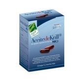Olio di Krill 500 mg Cento per Cento Naturale, 90 capsule
