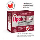 Lipokrill Olio di Krill Deiters, 60 capsule