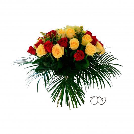 Ramo de flores Fuego