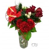 Ramo de flores Me pierdo contigo