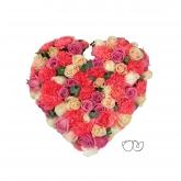 Ramo de flores No puedo quitar mis ojos de ti