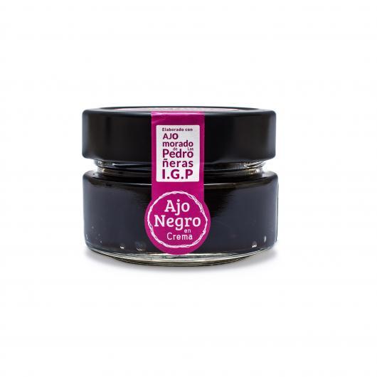 Crème d'Ail Noir de Las Pedroñeras, 120 g