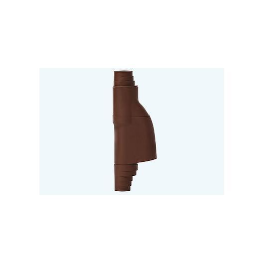 Séparateur de feuilles marron
