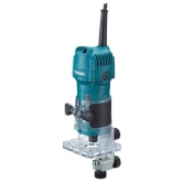 Fresatrice verticale Makita 3709 530 W 6 mm