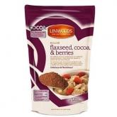 Graines de Lin, Cacao et Fruits des Bois moulus Linwoods, 360 g