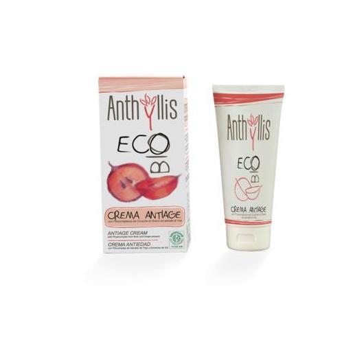 Crema facial antiedad BIO Anthyllis, 50 ml