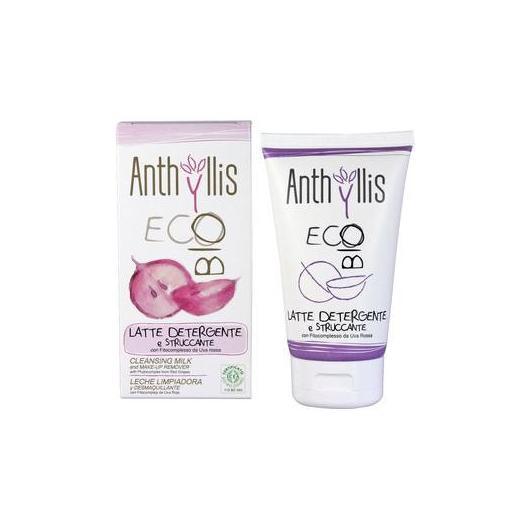 Lait nettoyant et démaquillant BIO Raisin, Anthyllis, 150 ml