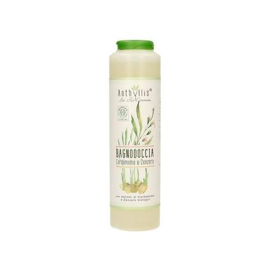 Gel Douche BIO Cardamome & Gingembre, Anthyllis, 250 ml